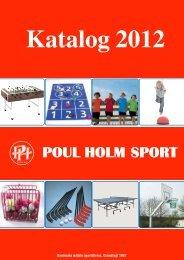 Katalog 2012 - Poul Holm Sport