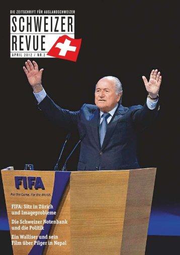 Die Internet-Plattform SwissCommunity - Schweizer Revue