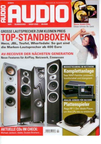 TOP-STANDBOXENJ. - Audio-Classica
