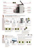 Safety precautions - Nespresso - Seite 4
