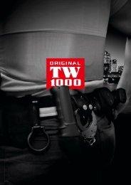 Original TW 1000. - 3