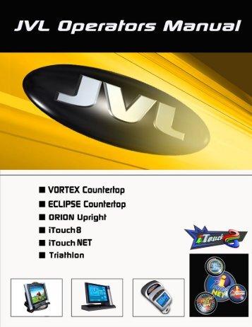 Page 1 © Copyright JVL Corporation 2004