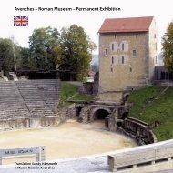 Avenches – Roman Museum – Permanent Exhibition