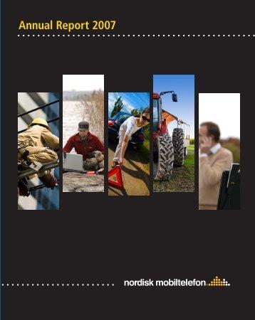 Annual Report 2007 - OTC