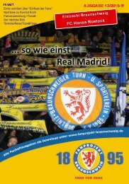 Heft 12 - FanPresse Braunschweig