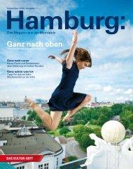 Ganz nach oben - Hamburg Marketing GmbH