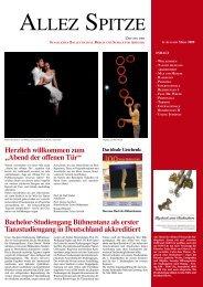 Dr. Christine Wrede - Staatliche Ballettschule Berlin