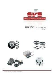 Download Zubehör Katalog III 2012 (3.860 kb) - Sky Vision