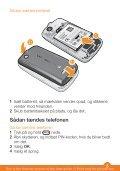 Sony Ericsson W100i Spiro - Page 5