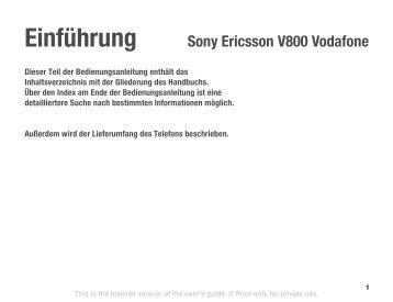 Vodafone live! - Altehandys.de