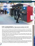 Latex printers at Sign Istanbul exhibitor list 2012 - large-format ... - Page 4