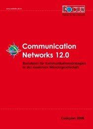 Communication Networks 12.0 - FOCUS MediaLine