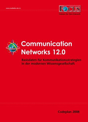 Communication Networks 12.0 - FOCUS MediaLine