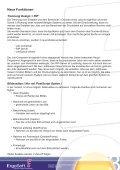 Neue Funktionen - Seite 3