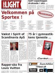 87,.6&+ - Sportsbranchens Leverandørforening