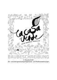 BAUBESCHREIBUNG