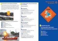 Flyer - THW OV Cuxhaven