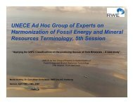 8 Oilfield Mittelplate Geological Cross Section (WE) - UNECE