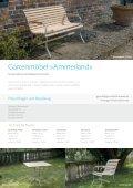 Gartenmöbel »Ammerland« Lärche - GPS - Seite 2