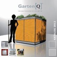 KATALOG 2012 - Garten[Q]