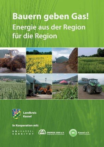 Bauern geben Gas - Broschuere - Landkreis Kassel