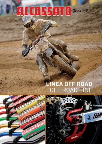 LINEA OFF ROAD OFF ROAD LINE - Accossato