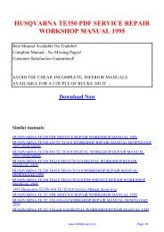 Triumph Speed Triple 2005 Service Repair Manual Download