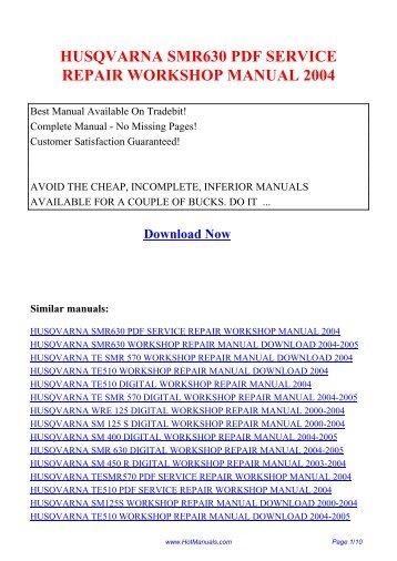 Free honda odyssey repair manual download ebook array pontiac rh yumpu com husqvarna smr630 pdf service repair workshop repair manual fandeluxe Gallery