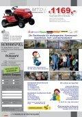 erste Preis - Rasenmäher, Rasentraktor, Akku-Mäher, Motor-Sägen ... - Page 4