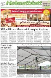 SPD will klare Marschrichtung im Kreistag - E-Paper - Emder Zeitung