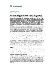 2011-09-13 Husqvarna 560 XP 562 XP