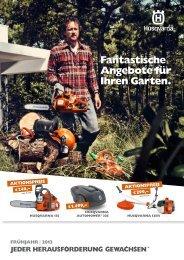 Fantastische angebote für ihren garten. - Tillmann-Sinzig GmbH