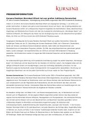 KUR_PA_Villach_Sommerfest_Nachbericht.pdf - Kursana