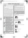 OM, 122HD45, 122HD60, 2012-04, EN, SE, DK, FI, DE, FR, NL, ES ... - Page 6