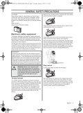 OM, 122HD45, 122HD60, 2012-04, EN, SE, DK, FI, DE, FR, NL, ES ... - Page 7