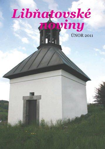Libňatovské noviny rok 2011