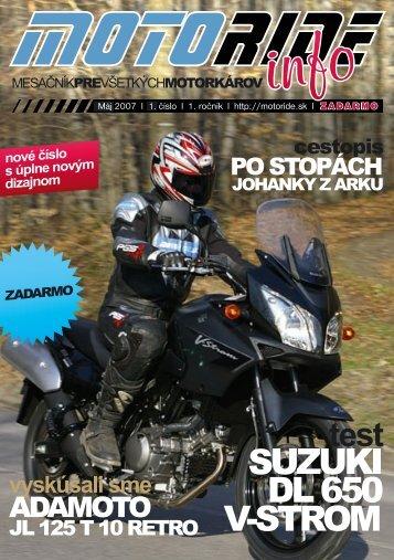 2007 - Motoride