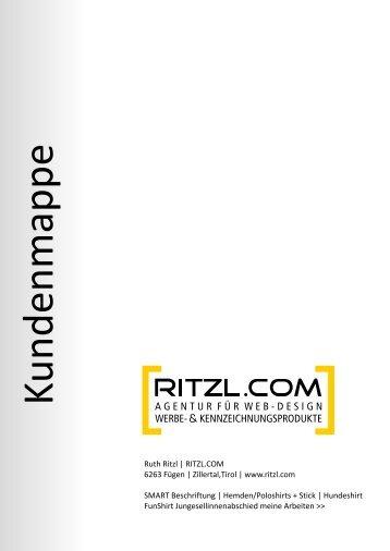 Kundenmappe - creat it | Werbeagentur | Claudia Kieweg