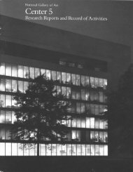 Center 5 Research Reports and Record of Activities - National ...