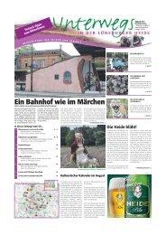 Die Heide-Busse rollen wieder - Heidezeitung