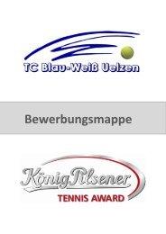 TC BW Uelzen - Deutscher Tennis Bund