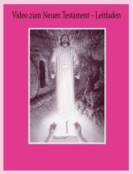 Video zum Neuen Testament – Leitfaden