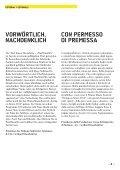 MUSICALS WANTED! HUNDErTWASSEr - Kultur bz it - Seite 5