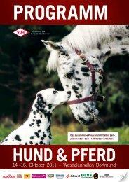halle - Hund & Pferd