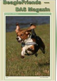 Inhalt - BeagleFriends - DAS Magazin