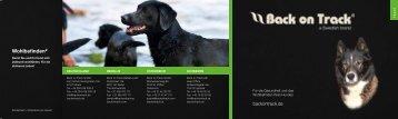 Katalog Hunde - Feelgood