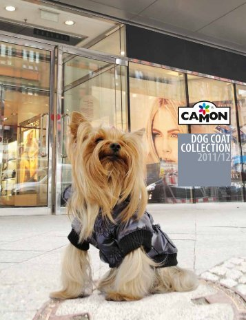 DOG COAT COLLECTION 2011/12