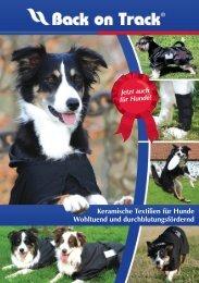 Keramische Textilien für Hunde Wohltuend und ...