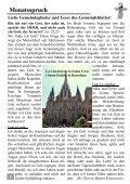 Gemeindeblatt September 2012.pub - Kirchspiel Magdala/Bucha - Seite 2
