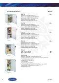 Carrier Kühlmöbel Preisliste 2012 - Seite 6